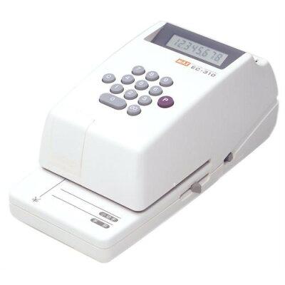 マックス 電子チェックライター EC-310(1コ入)