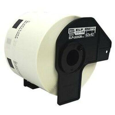 MAX 感熱紙ラベル ELP-L6242N-16
