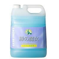 緑の魔女 トイレ用洗剤(5L)