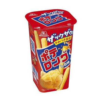 森永 ポテロング しお味(45g)