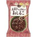 森永製菓 五穀とつぶあんのおしるこ 28g
