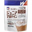 森永製菓 ジュニアプロテイン ココア味 800g
