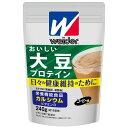 森永製菓 おいしい大豆プロテイン コーヒー味 240g