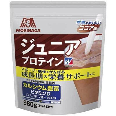 ウイダー ジュニアプロテイン ココア味(980g)