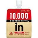 森永製菓 inゼリー プロテイン10000 バナナヨーグルト味(120g)