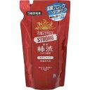 太陽のさちEX ストロング 薬用 柿渋エキス配合 ボディソープ つめかえ用 320ml