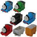 トーマスの7両連結 電車
