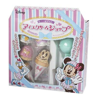 ミニー&デイジー アイスクリームショップ ままごと ごっこ遊び ディズニー