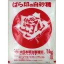 バラ印 上白糖 PTK 1Kg