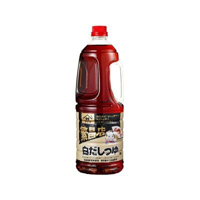 ヤマサ醤油 繁昌店白だしつゆ1.8Lハンディボトル