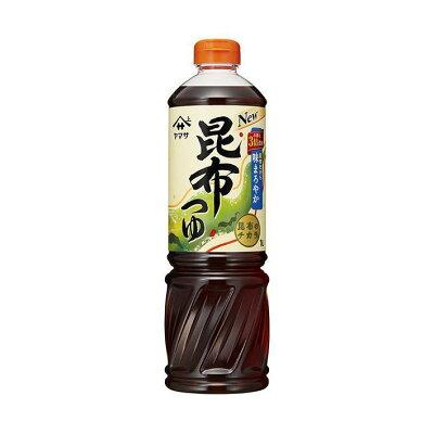 ヤマサ醤油 昆布つゆ1Lパック