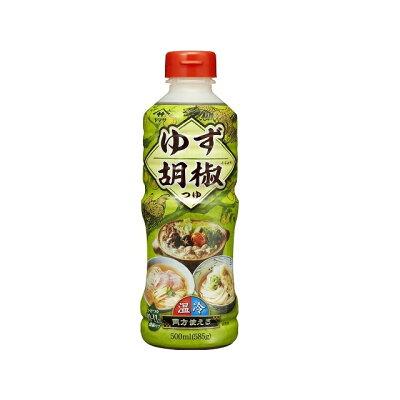 ヤマサ醤油 ゆず胡椒つゆ(業務用濃縮)500mlパック
