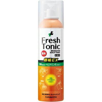 柳屋 薬用育毛フレッシュトニック柑橘EX(190g)