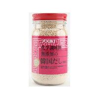 ユウキ食品 化学調味料無添加の韓国だし