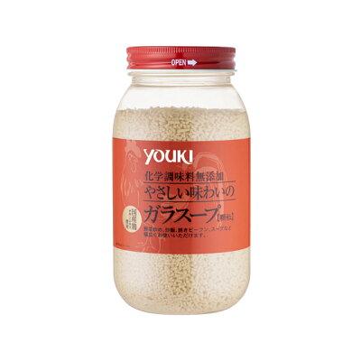 ユウキ食品 化学調味料無添加のガラスープ