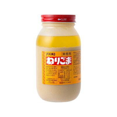 ユウキ食品 ねりごま(白)