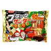 有楽製菓 ブラックサンダー ミニバー クリスマス 191g