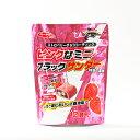 バレンタイン  北海道ピンクなミニブラックサンダー プレミアムいちご味  入り