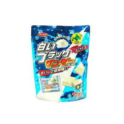 白いブラックサンダー ミニ 有楽製菓