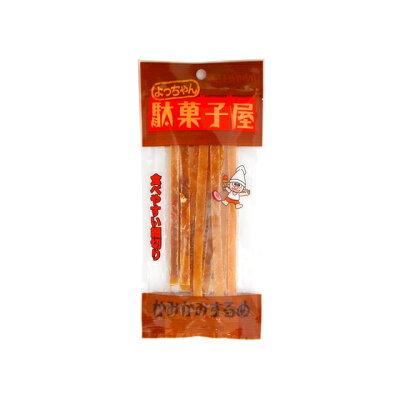 よっちゃん食品工業 駄菓子屋 かみかみするめ 18g
