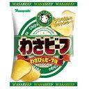 山芳製菓 ポテトチップス わさビーフ 60g