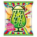 山芳製菓 ポテトチップス クリームソーダ味 48g
