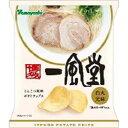 ポテトチップス 一風堂 白丸元味(48g)