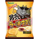 山芳製菓 ポテトチップス 男気ラー油マヨビーフ 90g