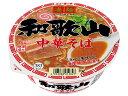ニュータッチ 凄麺 和歌山中華そば カップ 119g