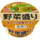 ニュータッチ 野菜盛りキャベツ味噌ラーメン 100g