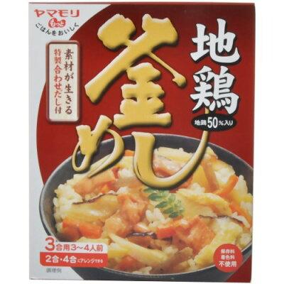 ヤマモリ 地鶏釜めしの素(233g)