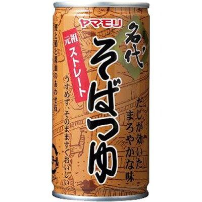 ヤマモリ 名代そばつゆ(195g)