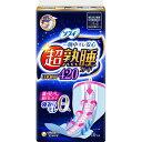 ソフィ 超熟睡ガード420 特に多い日の夜用 羽つき(10枚入)