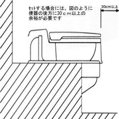 Y. リフォームトイレ P型 両用式 Y2IV