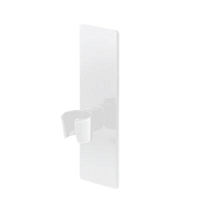 山崎実業 マグネットバスルームシャワーフック タワー ホワイト 3805