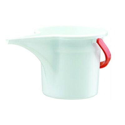 水差しバケツ JOY 5型 ホワイト