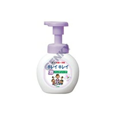 キレイキレイ 薬用泡ハンドソープ フローラルソープの香り ポンプ(250ml)