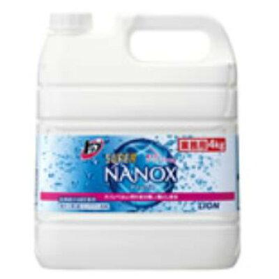 ライオン 業務用トップ ナノックス 4kg