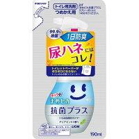 ルック まめピカ 抗菌プラス トイレのふき取りクリーナー つめかえ用 190ml
