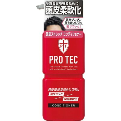 プロテク 頭皮ストレッチ コンディショナー ポンプ(300g)