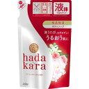ハダカラ ボディソープ フレッシュフローラルの香り つめかえ用(360ml)