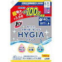 トップ ハイジア 洗濯洗剤 液体 つめかえ用 特大増量(1400g)