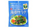 理研 さっぱりおいしい海草サラダ(青じそ付)