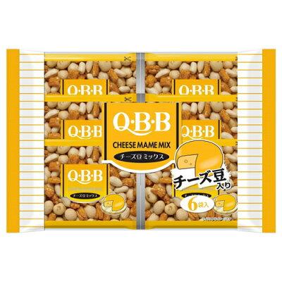 六甲バター チーズ豆ミックス6袋(138g)