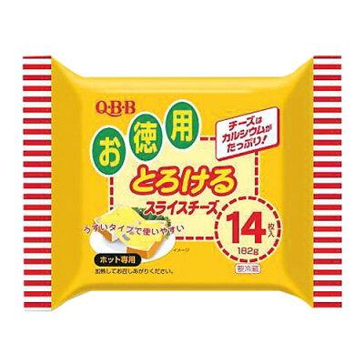 六甲バター 徳用とろけるスライス14枚入