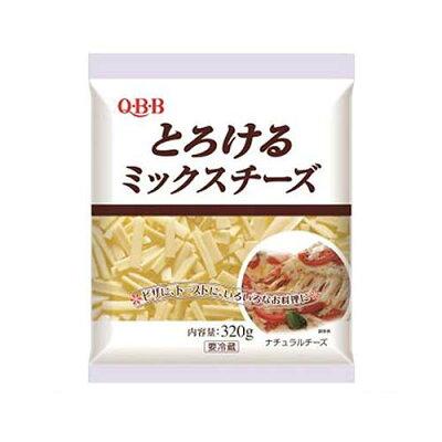 六甲バター とろけるミックスチーズ320g