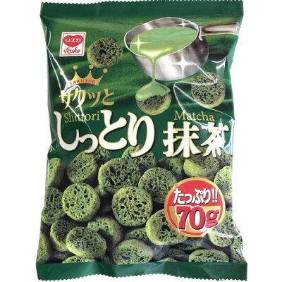リスカ サクッとしっとり抹茶(70g)