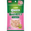 ペットキッス オーラルケアカニ風味かま(15g)