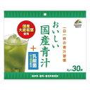 おいしい国産青汁+乳酸菌(3g*30袋入)