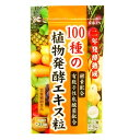 100種の植物発酵エキス粒(315mg*62粒)